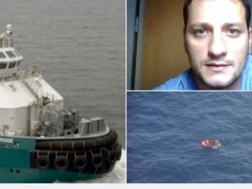 Prekinuta aktivna potraga za nestalim pomorcima na Atlantiku