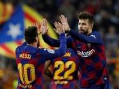 Barcelona rutinski protiv Valladolida