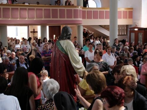FOTO: Proslava patrona župe Prozor