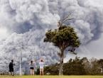 Vulkan na Havajima izbacuje pepeo više od 9.000 metara u zrak