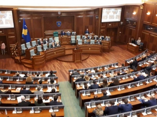 Usvojena rezolucija o genocidu Srbije na Kosovu