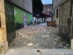 Tri jaka potresa zatresla Petrinju, Sisak i Zagreb