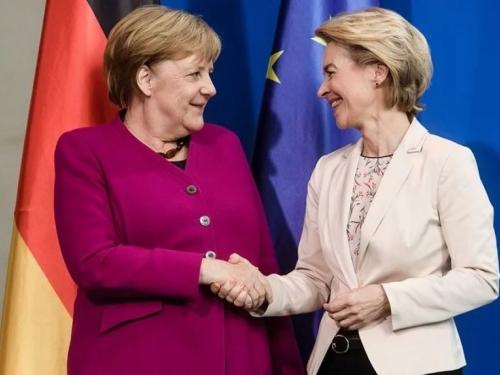 U Zagrebu Merkel, Juncker, Ursula von der Leyen, Berlusconi...