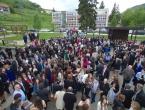 FOTO/VIDEO: Matura 2016. - Defile mladosti i ljepote na ulicama Prozora