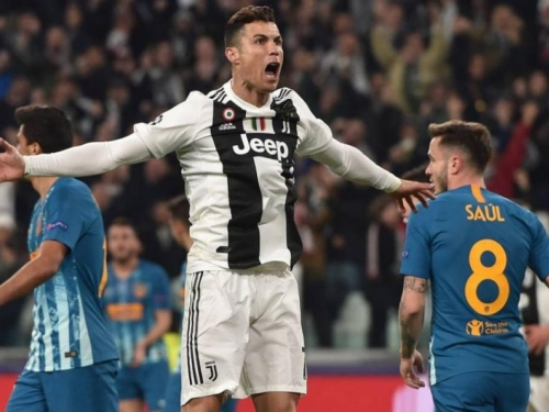 Inspirirani Ronaldo protiv Atletica ponvno rušio nogometne rekorde