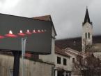 Osam svijeća za osam ugašenih života u Posušju, zatvoreni svi ugostiteljski objekti