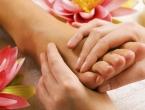 Kada nas bole leđa, trebamo masirati stopala