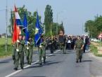 Mimohodom obilježena godišnjica ubojstva 12 policajaca u Borovu selu 1991.