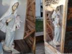 Novi incident kod Stoca: Slomljeno staklo na Gospinu kipu