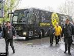 Eksplozija kod autobusa Borussije, ozlijeđen jedan nogometaš