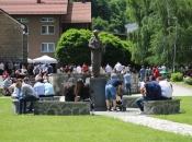 FOTO: Vanjska proslava sv. Ante u Gračacu