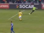 Ibrahimović zabio jedan od najčudnijih golova u karijeri
