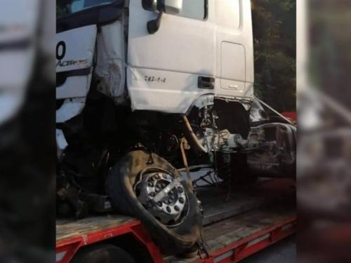 Mađarska: Automobil se zabio u bh. kamion, poginula obitelj