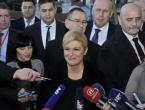 """Predsjednica završila posjet Lašvanskoj dolini s porukom: """"Hrvatska je uz Vas!"""""""