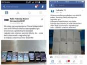 Ne nasjedajte: Igra na 'Fejsu' u kojoj se 'dijele' mobilni telefoni je lažna