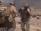 Snimka herojskog spašavanja djevojčice u Mosulu