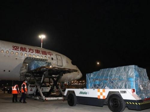 Idući tjedan nam stiže pomoć iz Kine