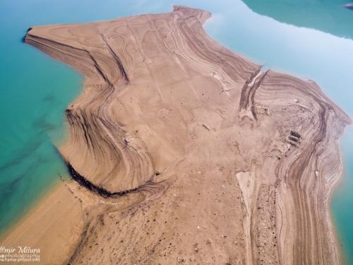 FOTO/VIDEO: Iz Ramskog jezera izronili ostaci kuća i grobovi