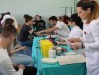 FOTO: Održana još jedna uspješna akcija darivanja krvi u Prozoru