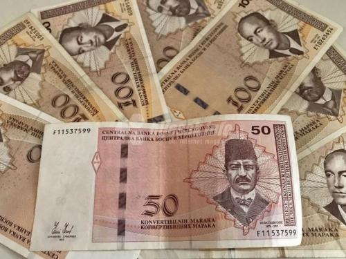 Konjic: SIPA uhitila jednu osobu zbog krivotvorenja novca