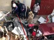 Srušio se pakistanski putnički avion sa 107 ljudi, pao je među kuće