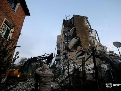 Novi snažan potres u Albaniji, osjetio se i u BiH