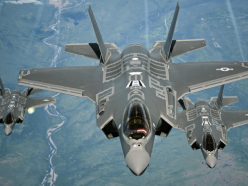 Hrvatska zainteresirana za nevidljive američke lovce F-35?