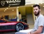 Mate Rimac predstavio obrise novog superautomobila