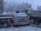 Njemačka: Snijeg izazvao kolaps na putevima