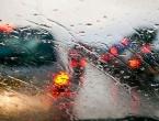Oprez na cesti: Pljuskovi, udari vjetra...