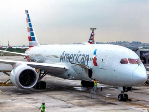American Airlines obustavio letove za Venezuelu
