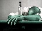 Alkohol je gori i od heroina i od kokaina