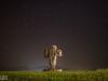 FOTO: Kiša meteora iznad Ramskog križa