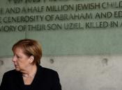 Merkel: Njemačka nikada ne smije zaboraviti holokaust