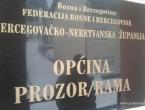 Financijski izvještaji Proračuna općine Prozor – Rama za poslovni period od 01.01.2006. do 31.12.2008. godine
