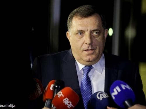 Dodik poručio Hrvatima: U nama imate saveznika u borbi za ravnopravnost