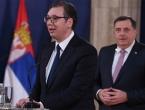 SDA: Vučić se treba ograditi od Dodika