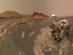 Rover Curiosity objavio selfie s Marsa