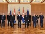 Milanović primio umirovljene časnike HVO-a, razgovarano o položaju Hrvata u BiH