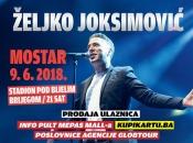 Fanovi iz cijele regije dolaze na koncert Željka Joksimovića u Mostaru