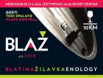 Treći po redu 'BLAŽ ENOLOGY 2018' 27. rujna u Međugorju