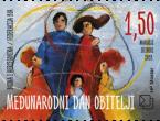 Prigodna marka HP Mostar u povodu Međunarodnog dana obitelji
