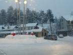 FOTO: Jutros u Rami pada novi snijeg