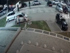 VIDEO| Migrant ukrao automobil, policajci trčali za njim