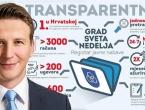 Sjajan potez hrvatskog grada: Službenicima plaća prema ocjenama građana