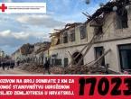Crveni križ FBiH poziva: Donirajte 2 KM i pomozite unesrećenim građanima Hrvatske