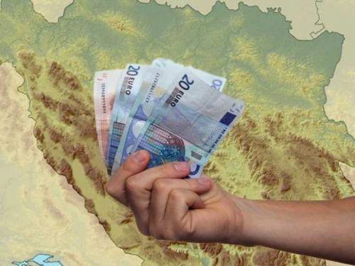BiH: Najviše krivotvorenih novčanica od 20 eura i 20 KM