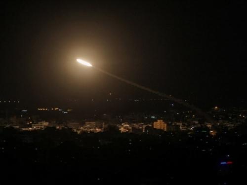 Izrael tvrdi da je napao sirijske i iranske terorističke ciljeve