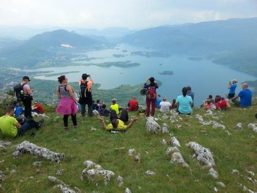 FOTO: Zagrebački planinari uživali u čarima ramskih planina