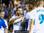 Bijesni Ramos podivljao na Modrića kojeg su čuvali igrači Deportiva
